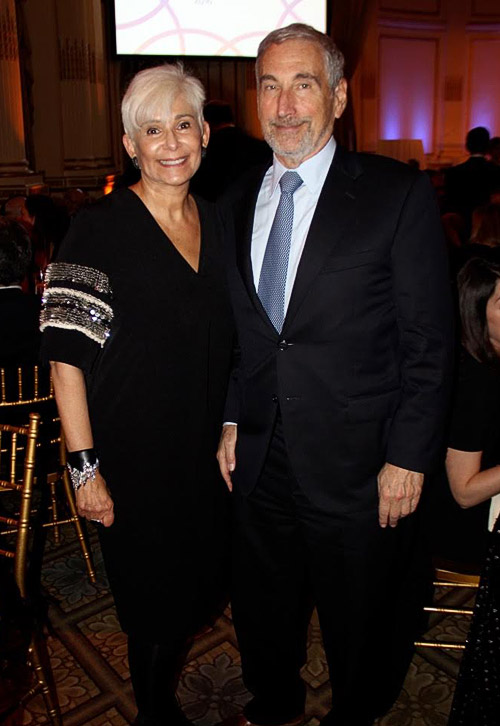 UJA board members Carol and Jerry Levin