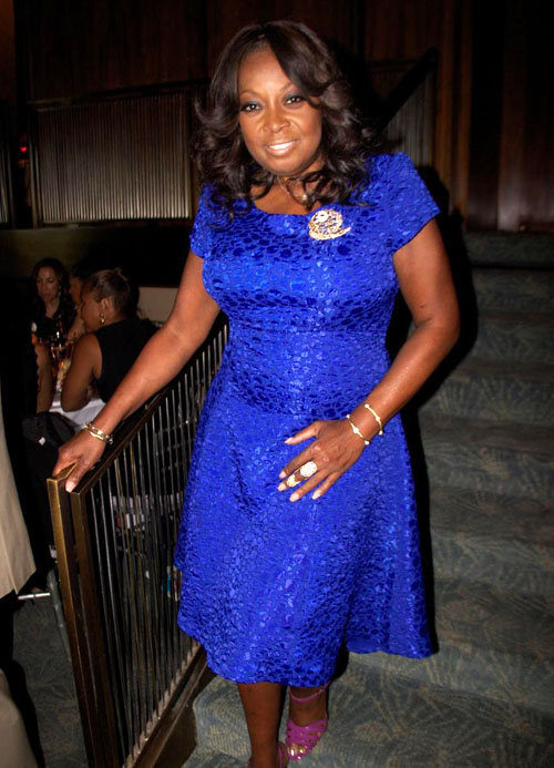 Lawyer:television personality Star Jones in B Michael
